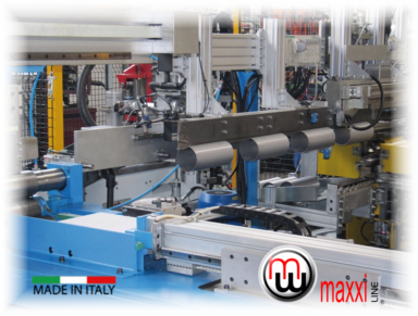 MaxxiLine 100% made in italy products