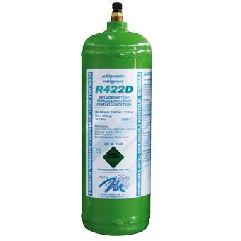 Maxxiline R422d Refrigerant Refillable Gas Bottles En